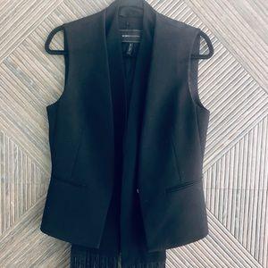 BCBG Vest black